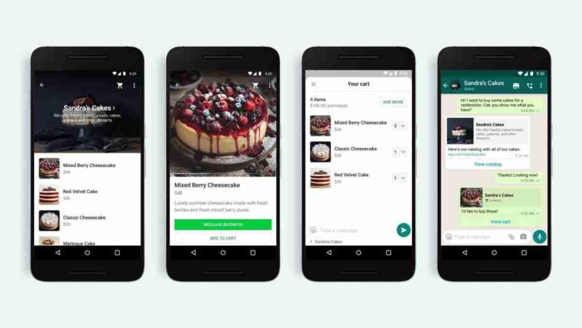 """WhatsApp Implementa """"Carritos de Compra"""" para facilitar aún más las compras"""
